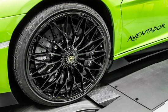Mcchip-dkr Lamborghini Aventador