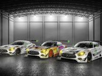2017 Mercedes-AMG GT3 Racecars, 1 of 4