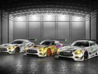 2017 Mercedes-AMG GT3 Racecars, 1 of 4