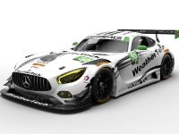 2017 Mercedes-AMG GT3 Racecars, 2 of 4
