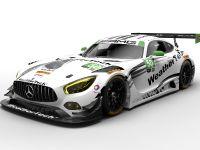 2017 Mercedes-AMG GT3 Racecars, 2 of 4