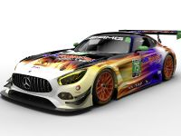 2017 Mercedes-AMG GT3 Racecars, 3 of 4