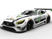 2017 Mercedes-AMG GT3 Racecars, 4 of 4