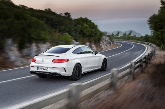 Mercedes-Benz AMG C63 Coupe