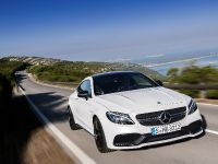2017 Mercedes-Benz AMG C63 Coupe, 3 of 19
