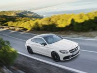 2017 Mercedes-Benz AMG C63 Coupe, 4 of 19