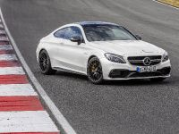 2017 Mercedes-Benz AMG C63 Coupe, 9 of 19