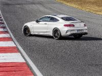 2017 Mercedes-Benz AMG C63 Coupe, 11 of 19