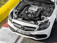 2017 Mercedes-Benz AMG C63 Coupe, 14 of 19