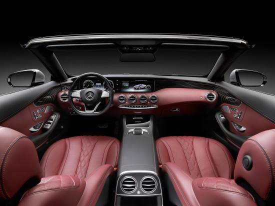 Mercedes-Benz S-Class Cabriolet