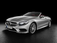 2017 Mercedes-Benz S-Class Cabriolet, 2 of 59