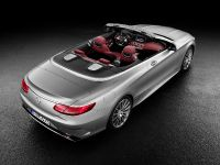 2017 Mercedes-Benz S-Class Cabriolet, 15 of 59