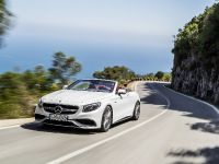 2017 Mercedes-Benz S-Class Cabriolet, 22 of 59