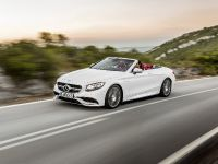 2017 Mercedes-Benz S-Class Cabriolet, 25 of 59