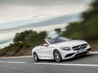 2017 Mercedes-Benz S-Class Cabriolet, 26 of 59
