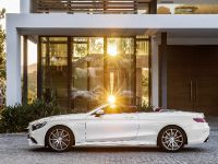 2017 Mercedes-Benz S-Class Cabriolet, 28 of 59