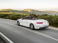 2017 Mercedes-Benz S-Class Cabriolet, 30 of 59