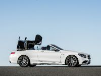 2017 Mercedes-Benz S-Class Cabriolet, 35 of 59