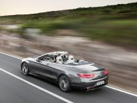 2017 Mercedes-Benz S-Class Cabriolet, 53 of 59