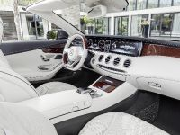 2017 Mercedes-Benz S-Class Cabriolet, 59 of 59