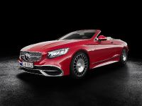 2017 Mercedes-Maybach S 650 Cabriolet, 2 of 23