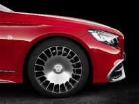 2017 Mercedes-Maybach S 650 Cabriolet, 13 of 23
