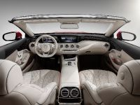 2017 Mercedes-Maybach S 650 Cabriolet, 17 of 23