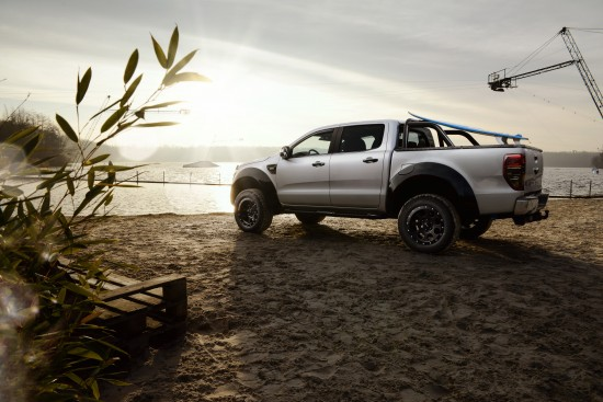 MR Car Design Ford Ranger Lifestyle