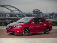 2017 Nissan Sentra SR Turbo , 3 of 20
