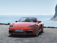 2017 Porsche 718 Boxster and Boxster S, 6 of 13