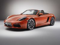 2017 Porsche 718 Boxster and Boxster S, 7 of 13