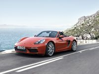 2017 Porsche 718 Boxster and Boxster S, 8 of 13