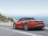 2017 Porsche 718 Boxster and Boxster S, 9 of 13