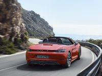 2017 Porsche 718 Boxster and Boxster S, 10 of 13