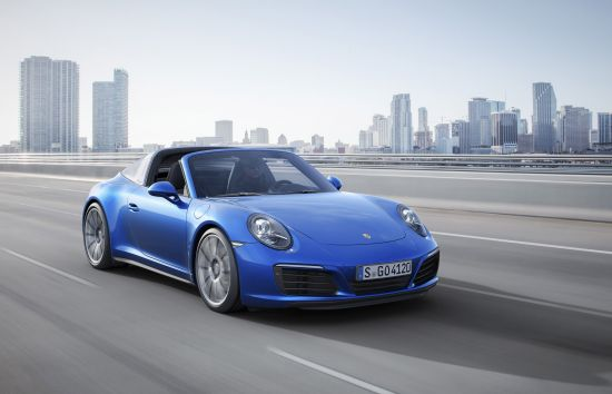 Porsche 911 Tagra 4S