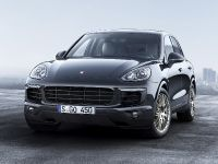 2017 Porsche Cayenne Platinum Edition , 2 of 7