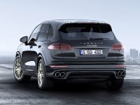 2017 Porsche Cayenne Platinum Edition , 4 of 7