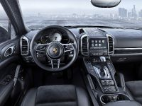 2017 Porsche Cayenne Platinum Edition , 5 of 7