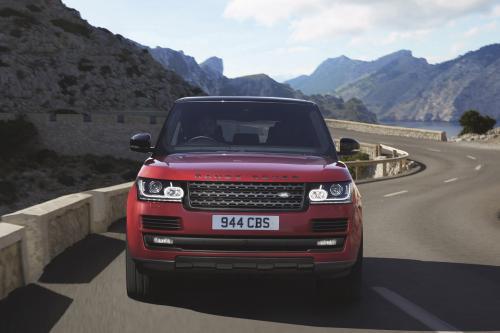 Range-Rover Svautobiography Dynamic - фотография rover