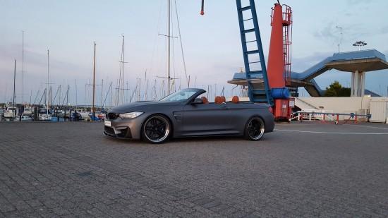 SCHMIDT BMW M4 Convertible