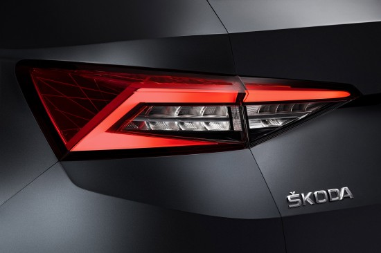 ŠKODA KODIAQ First Images