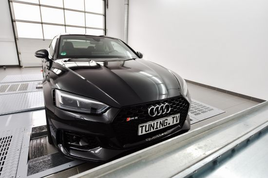 SPEED-BUSTER Audi S5 and RS5 Chiptuning