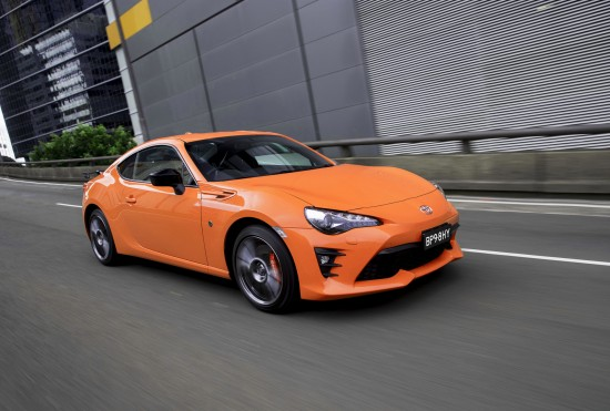 Toyota 86 Coupe Limited Edition