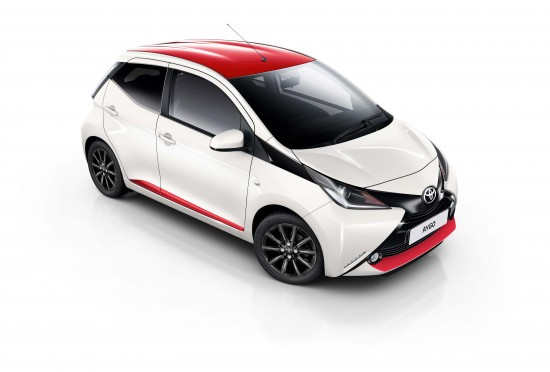 Toyota Aygo x-press