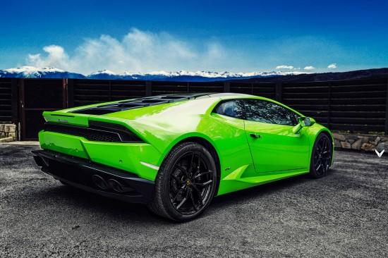 Vilner Lamborghini Huracan