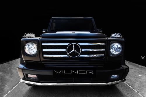 Vilner Mercedes AMG-G-55