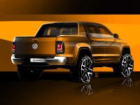 2017 Volkswagen Amarok Sketches , 2 of 3