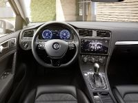 2017 Volkswagen e-Golf, 7 of 8