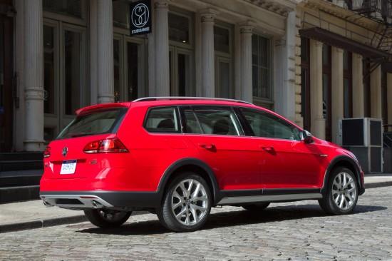 Volkswagen Golf Allroad