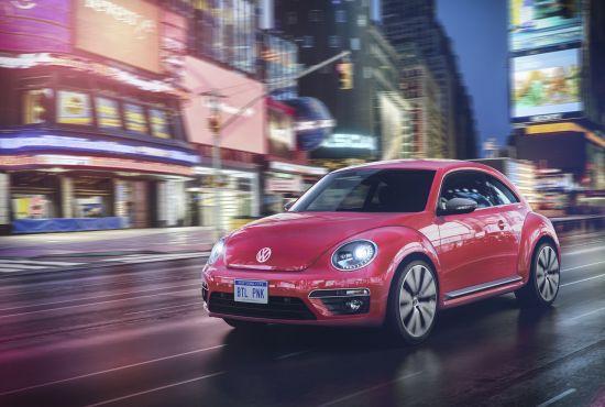Volkswagen PinkBeetle Limited Edition